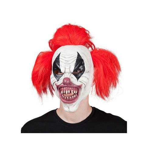 Killer Clown Mask Accessory Fancy Dress